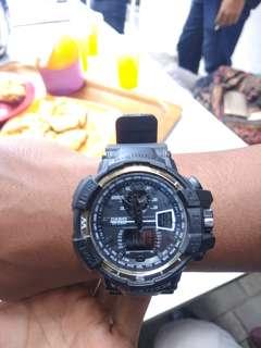 Jam tangan pria G-shock #FISIPUNIS