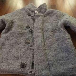 Zara Winter jacket 2-3 years