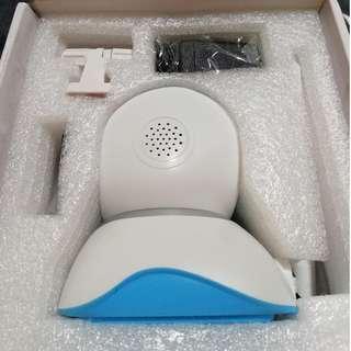 Indoor Wireless IP Camera with Pan Tilt 720P with Cloud Function