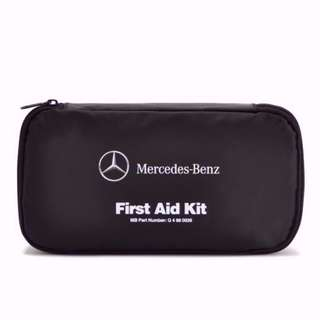 Toiletries Pouch Zip Mercedes Benz First Aid Kit Gym Travel Bag