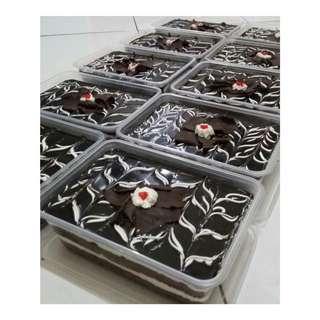 Cake lumer blackforest