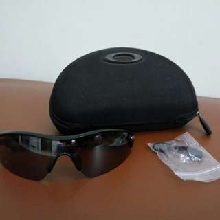 Sun glasses Oakley Radar Pitch Matte Black