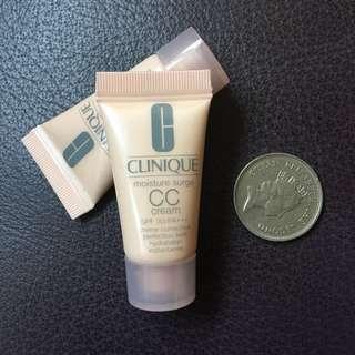 Clinique CC cream 2支(包平郵)