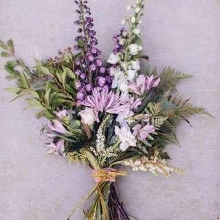 Flower_identity bridal bouquet
