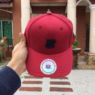 Undefeated Cap Red