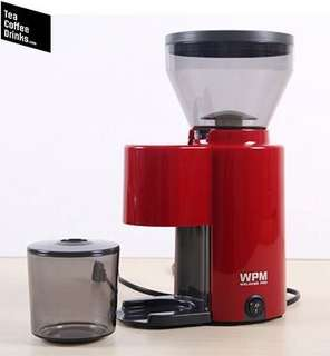 Brand new electrical coffee grinder