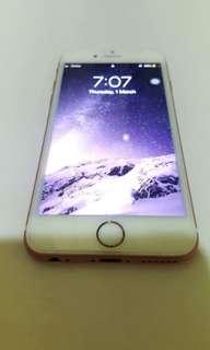 Iphone 6s 64gb FU rosegold