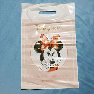 Plastic bag - DISNEY STORE JAPAN