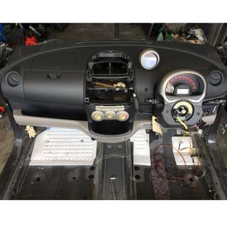Passo Racy 06 Dashboard & Complete Wiring