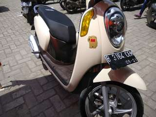 Scoopy s clasic #FISIPUNIS