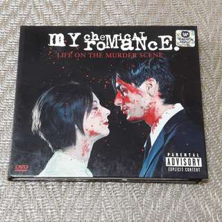My Chemical Romance - Life on the murder scene CD