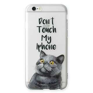 貓奴必備 英國短毛貓iPhone case