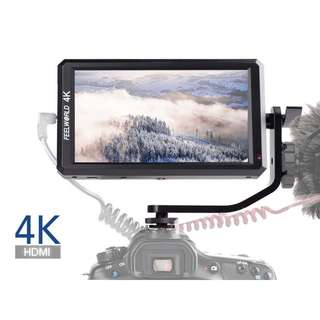 Feelworld F6 5.7 inch On-Camera Field Monitor with 4K HDMI Input