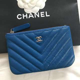 Chanel Coins Bag/ Small Pouch