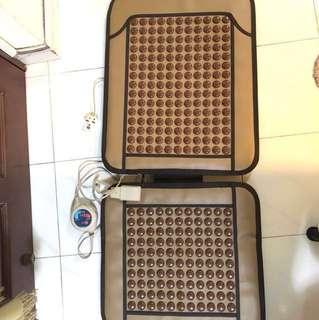 Heating / healing mattress