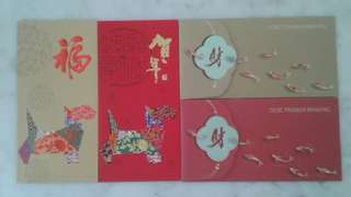 Red Packets from OCBC & Great Eastern