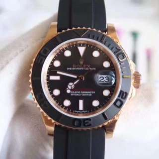Rolex Yacht Master Everose 18K Rose Gold