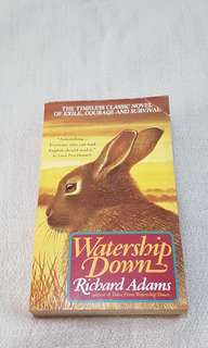 Classics: Watership Down by Richard Adams