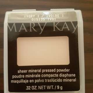 Sheer Mineral Pressed Powder + FREE GIFT
