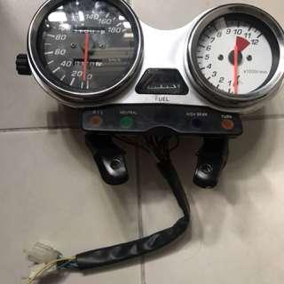 Rxz Meter Speedometer