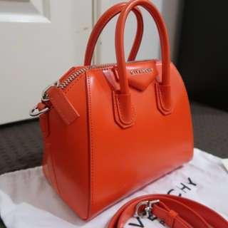 Preowned Givenchy Mini Antigona