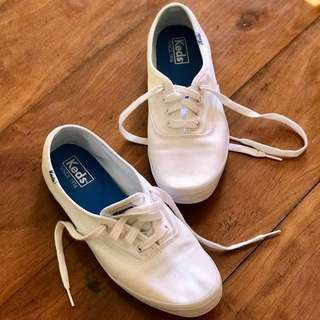 KEDS Classic White Shoes