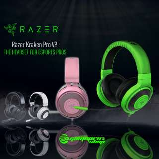 Razer Kraken Pro V2 Analog Gaming Headset