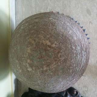 Extremely Rare Natural Stone, 30cm Diameter