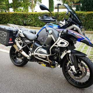 BMW K51 R1200 GS ADVENTURE