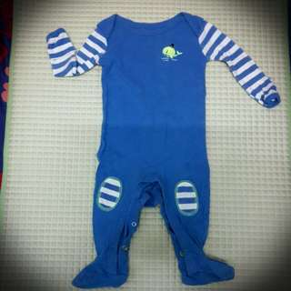 #baby30 FREE Postage Blue Rompers