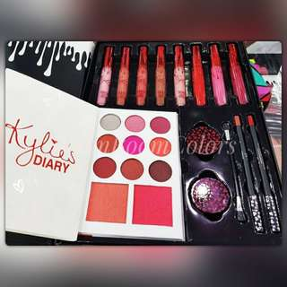 Kylie Jenner Makeup Set