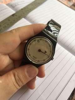 swatch 特別版 行盤 working