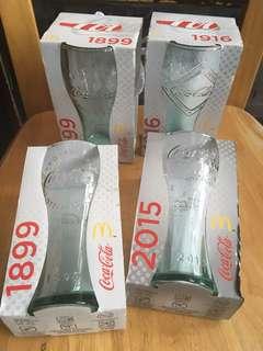 Coca Cola 玻璃杯