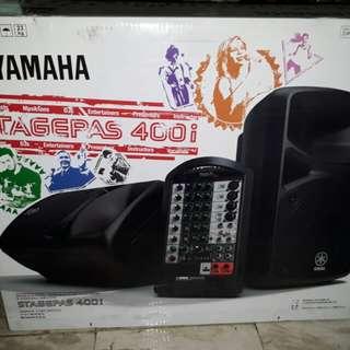 Yamaha Stagepas 400i Speaker