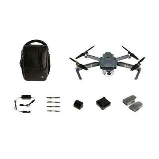 DJI Mavic Pro Combo Fly More Drone Tanpa Kartu Kredit