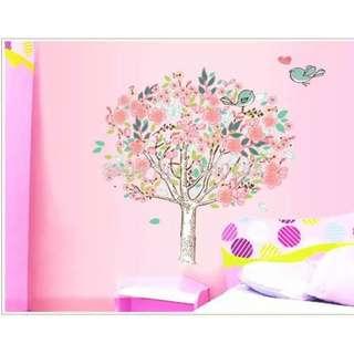 Tree Wall Decal Sticker