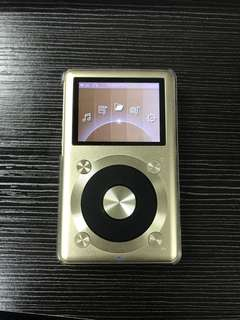 Fiio X1 (Hi Res Music player) Flac player