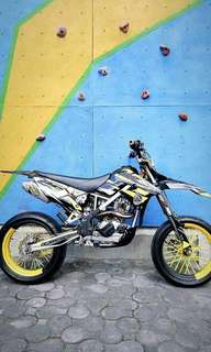 Klx/crf150 full system