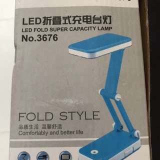 LED lamp - pink color