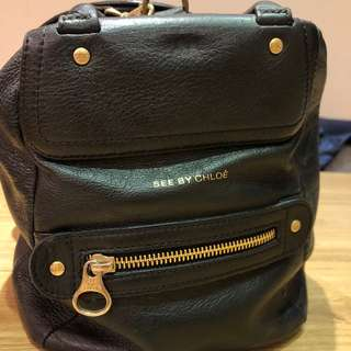 See by Chole Hand Bag. 100% Real. 70% New