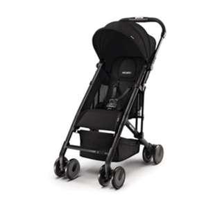 Recaro easylife 嬰兒推車 2018 現貨 黑色 yoyo 歐版