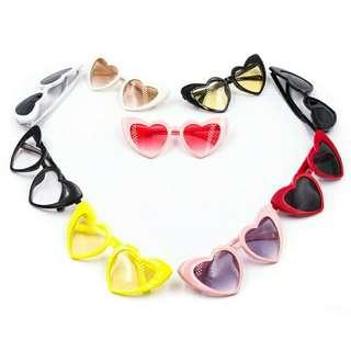 Heart Sunglasses (PRE-ORDER)