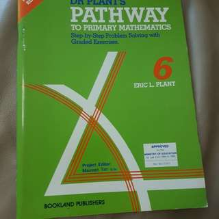 P6 Math Pathway step by step problem solving