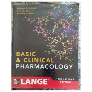 Katzung Basic and Clinical Pharmacology (12th Edition) International Edition