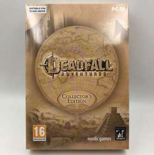 PC Deadfall Adventures Collector's Edition