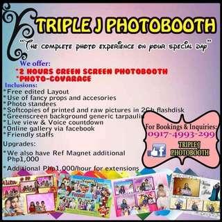 TRIPLE J PHOTOBOOTH