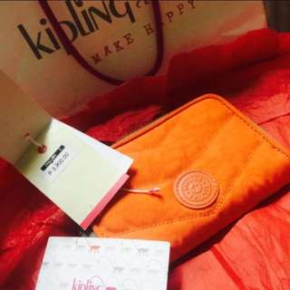 Kipling Wallet (AUTHENTIC)