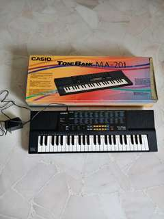 Casio tone bank keyboard