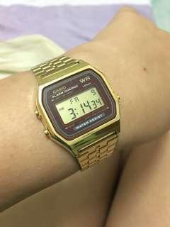 Preloved Casio Vintage Watch