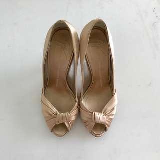 GIUSEPPE ZANOTTI Satin Shoes